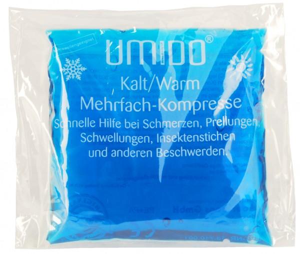 UMIDO Kalt-/Warmkompressen im 2-er Set, 12 Stk