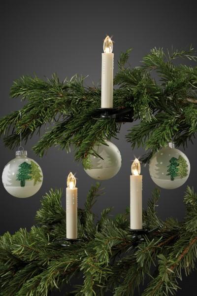 kabellose Weihnachtsbaumbeleutung Erweiterungspack, 1 Set