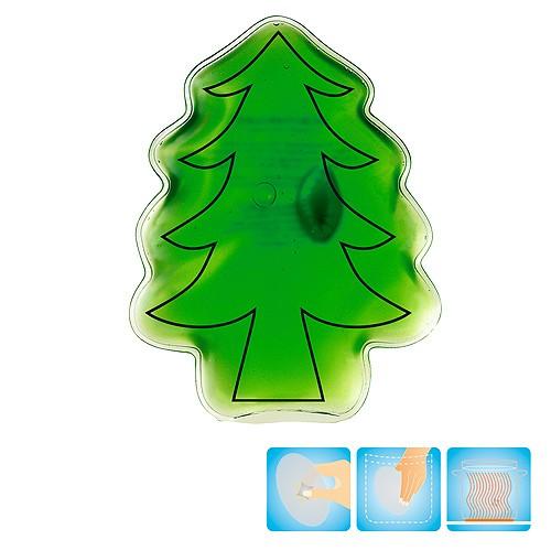Gel-Wärmekissen Weihnachtsbaum, 50 Stk
