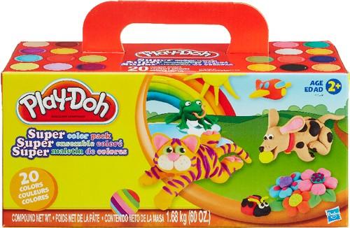 Play-Doh Super Farbenset, 1 Stk
