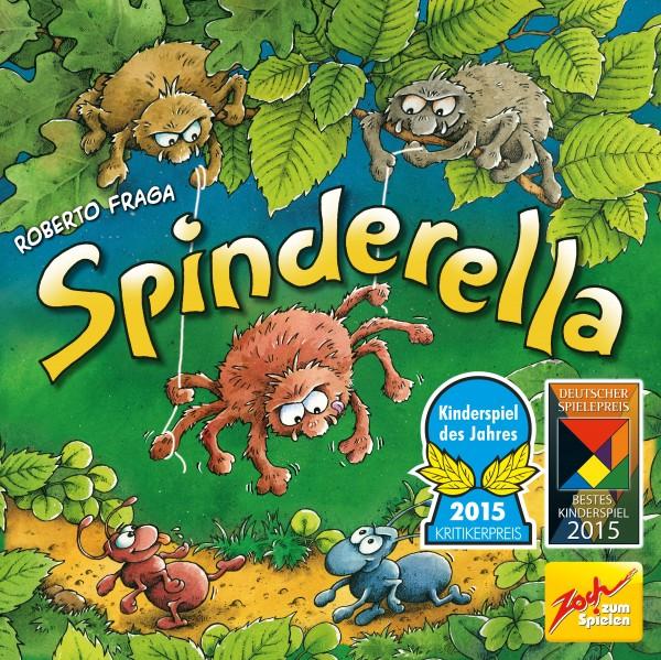 Spinderella, 1 Stk