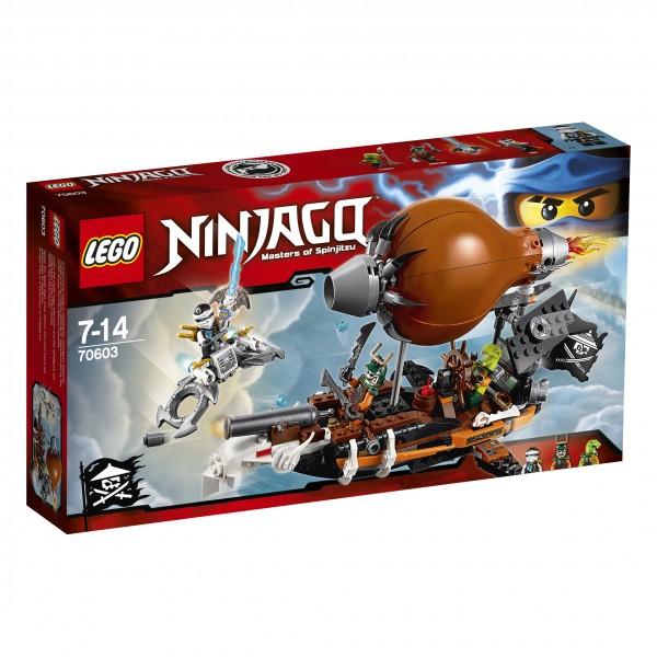 Lego Ninjago Kommando Zeppelin, 2 Stk