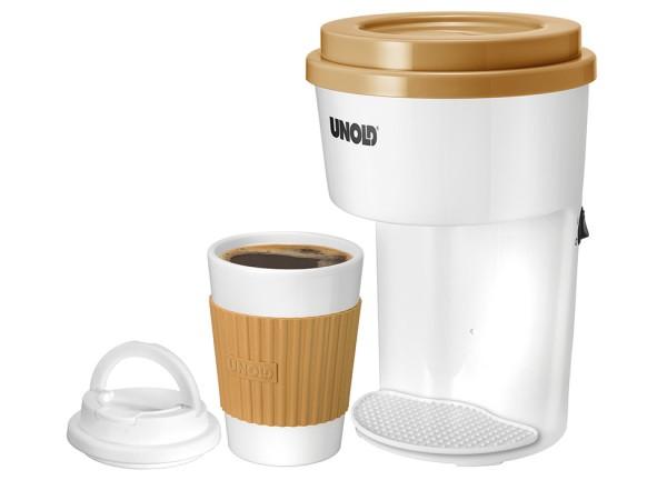 Unold Kaffeeautomat TO GO, 1 Stk