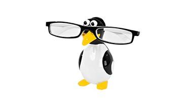 """Brillenhalter """"Pinguin"""", 6 Stück"""