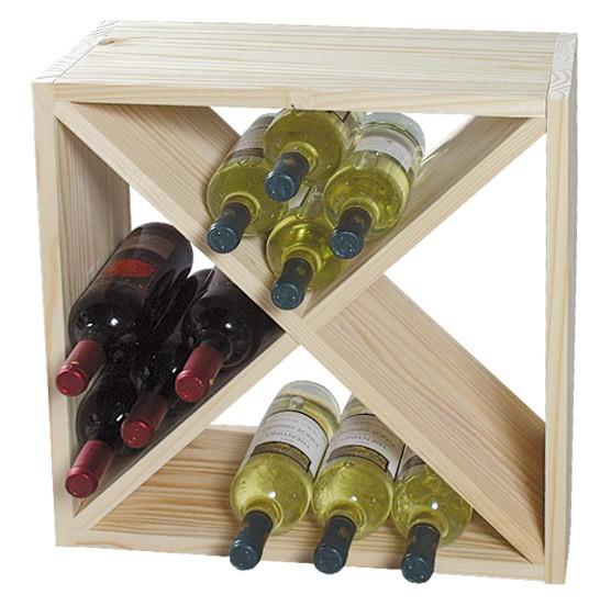 Weinflaschenregal, 1 Stk