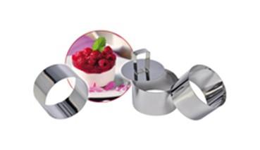 Dessertring-Set, 12 Sets