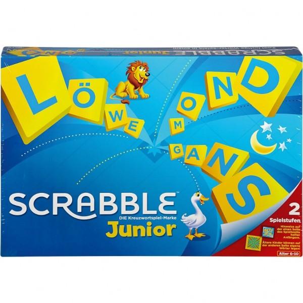 Mattel Scrabble Juniors, 1 VE = 1 Stück