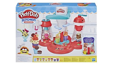 HASBRO Play Doh Super Eiscreme Maschine, 1 VE = 1 Stück