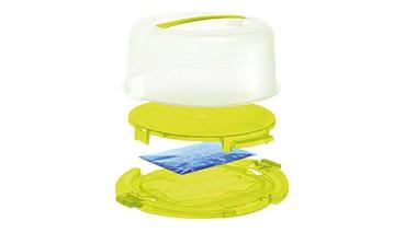 Tortenglocke, ideal für den Transport, 1 VE = 1 Stück