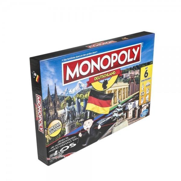 HASBRO Monopoly Deutschland, 1 VE = 1 Stück