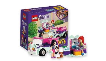 LEGO® Friends 41439 Mobiler Katzensalon, 1 VE = 4 Stück