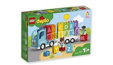 LEGO® Duplo® 10915 Mein erster ABC-Lastwagen, 1 VE = 1 Set