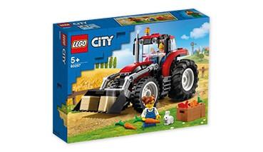 LEGO® City 60287 Traktor, 148 Teile