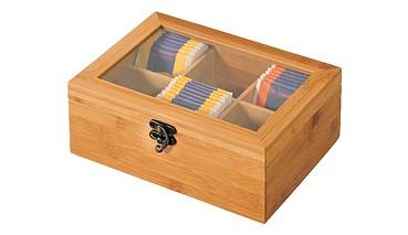 Kesper® Teebox, 1 VE = 1 Stück