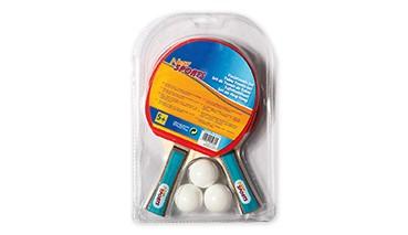New Sports Tischtennis-Set, 1 VE = 5 Sets