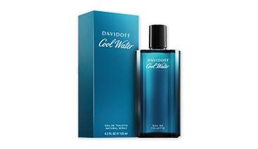 Davidoff Cool Water Men Edt Spray, 125,00 ml 1 VE = 1 Stück