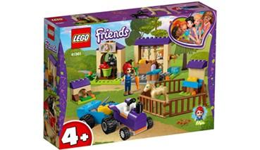LEGO® FRIENDS Mias Fohlenstall, 1 VE = 1 Set