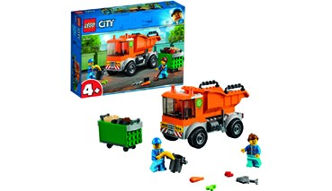 LEGO® CITY Müllabfuhr, 1 VE = 1 Set