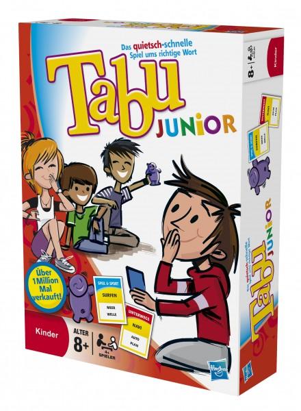 HASBRO Tabu Junior, 1 VE = 1 Stück
