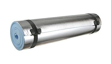 Isoliermatte mit Aluminium-Abdichtung, 1 VE = 4 Stück