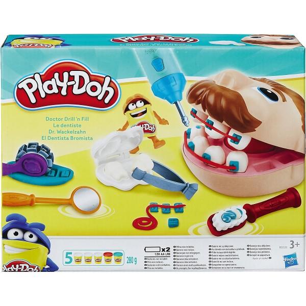 Play-Doh Dr. Wackelzahn, 1 VE = 1 Stück