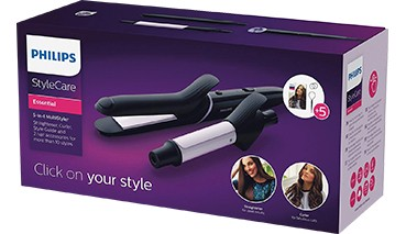 PHILIPS Style Care 5-in-1 Multistyler, 1 VE = 1 Stück