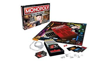 HASBRO Monopoly- Mogeln und Mauscheln, 1 VE = 2 Stück