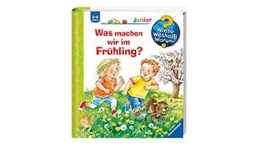"""Ravensburger """"Was machen wir im Frühling?"""", 1VE = 10Stück"""