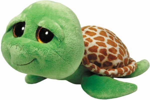 "Beanie Boo Schildkröte ""Zippy"", 1 VE = 1 Stück"