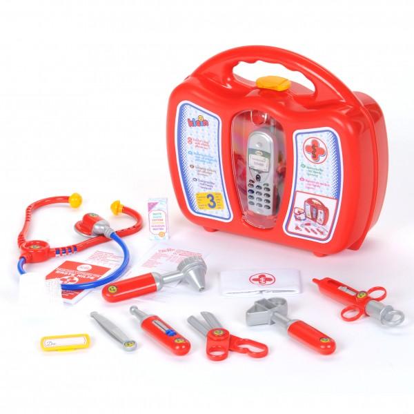 Doktorkoffer mit Handy THEO KLEIN, 1 VE = 1 Stück