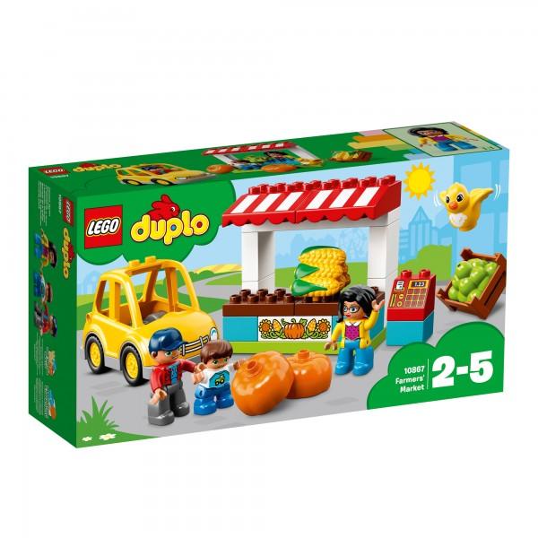 LEGO® Duplo Bauernmarkt, 1 VE = 1 Stück