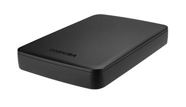 Toshiba Canvio Basics Externe Festplatte, 1 VE = 1 Stück