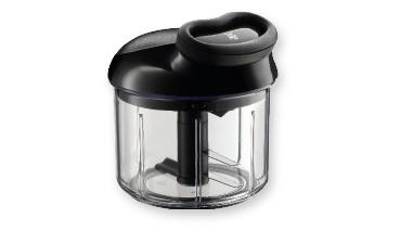 WMF Multizerkleinerer manuell mit Seilzug, 900 ml, Kunststoff, 1 VE = 2 Stück