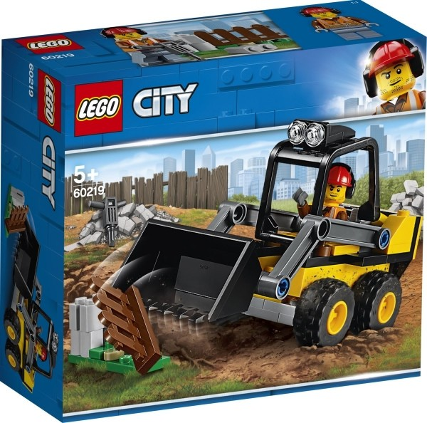 LEGO® CITY 60219 Frontlader, 1 VE = 1 Set