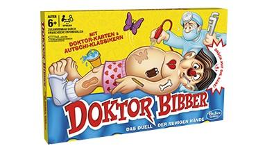 Hasbro Dr. Bibber, 1 VE = 2 Stück