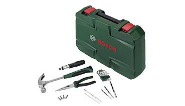 Bosch Werkzeugset, 1 VE = 1 Set