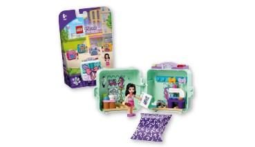 LEGO® Friends Magische Würfel 41668 Emmas Mode-Würfel, 1 VE = 5 Stück