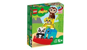 LEGO® Duplo Meine erste Wippe mit Tieren, 1 VE = 1 Stück