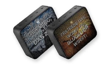JBL GO 2,wasserfester, portabler Bluetooth-Lautsprecher, 1 VE = 6 Stück