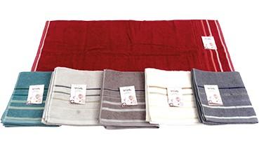 Handtuch, Maße ca.: 50 x 100 cm, 1 VE = 2 Stück
