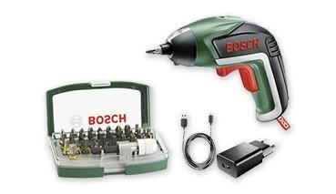 Bosch Home and Garden Akku-Schrauber IXO, 1 VE=1 Stück