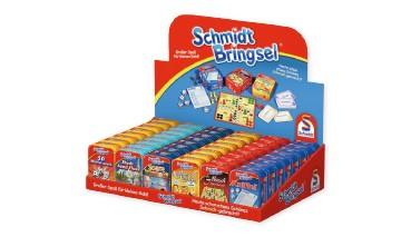 Schmidt Spiele Schmidtbringsel Spiele im Pocketformat, 1 VE = 48 Stück
