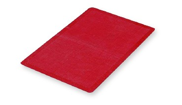 KAISER Kaiserflex Red XL-Silikon-Backmatte, 1 VE = 1 Stück