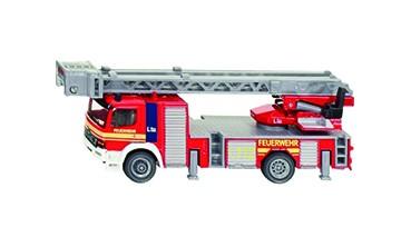 SIKU Feuerwehrdrehleiter, 1 VE = 1 Stück