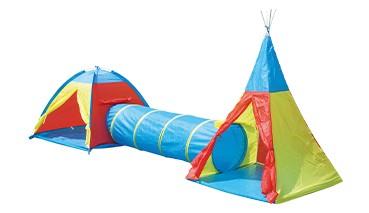 Outdoor active Abenteuer Zelt-Set, 1 VE = 1 Stück