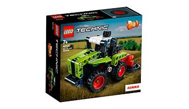 LEGO® Technic 42102 Mini CLAAS XERION, das zwei -in-1-Design, 1 VE = 6 Stück