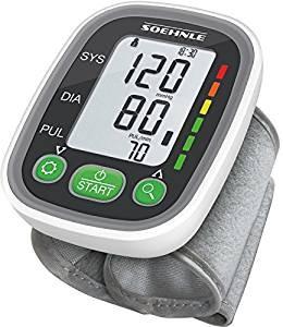 Soehnle Handgelenk Blutdruckmessgerät Systo Monitor 100, 1 VE = 1 Stück