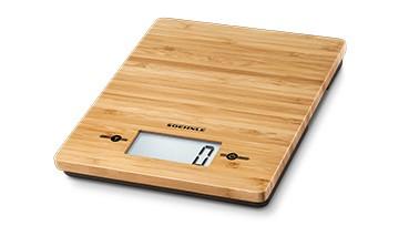 Soehnle digitale Küchenwaage Bamboo, 1 VE = 1 Stück