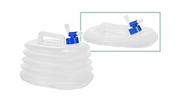 Wasserbehälter/Faltkanister, 1 VE = 10 Stück