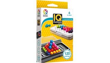 SMART GAMES® IQ PUZZLER PRO, 1 VE = 1 Stück